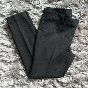 Club Monaco Black Ankle Length Dress Pants